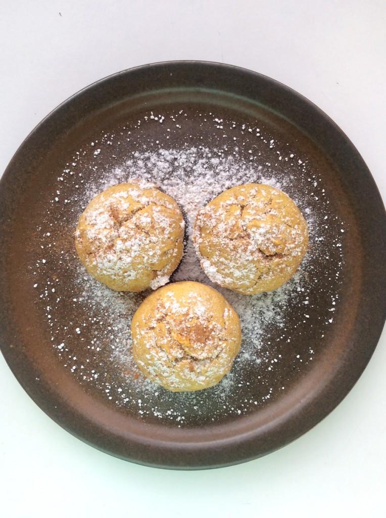 Sütötökös muffin babáknak